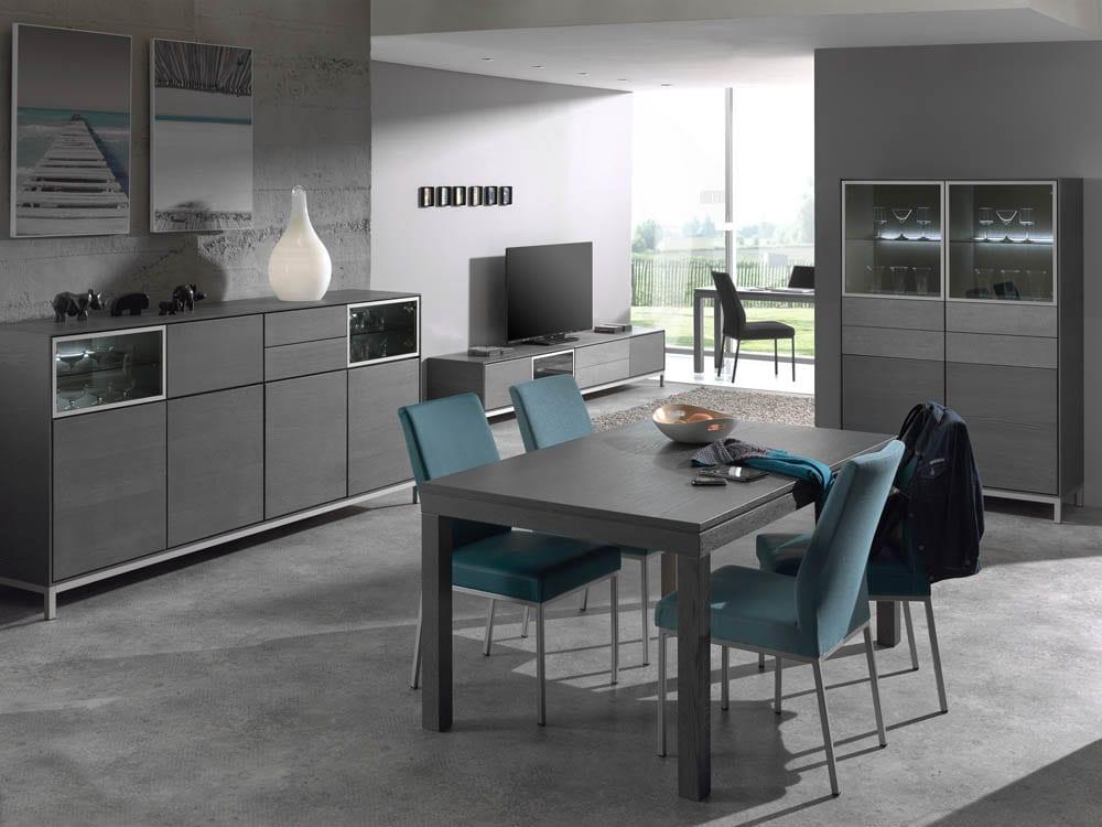 Wonen thomas interieur for Design eetkamers